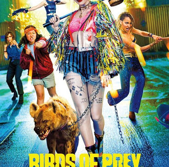 Birds of Prey: And the Fantabulous Emancipation of One Harley Quinn - strap in for a wild ride