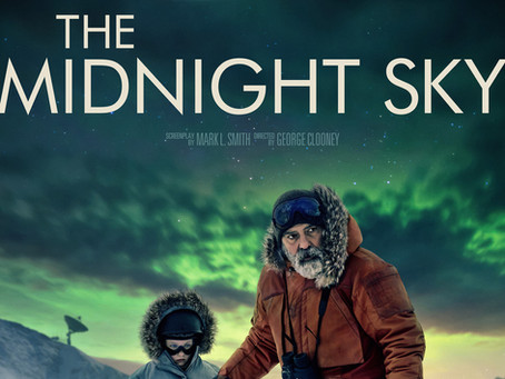 The Midnight Sky: Old-fashioned sci-fi from Gorgeous George