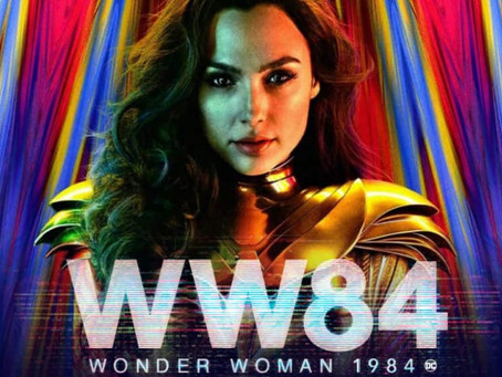 Wonder Woman 1984: Learning to accept defeat