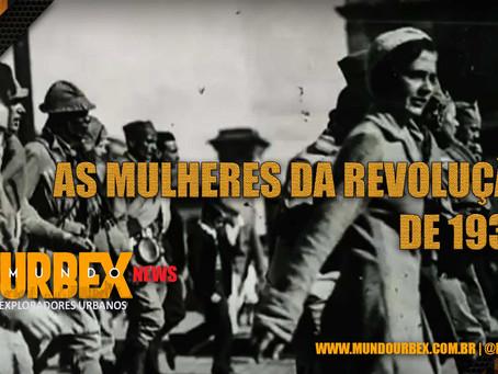 EPISÓDIO 14 -VESTÍGIOS DA REVOLUÇÃO DE 1932
