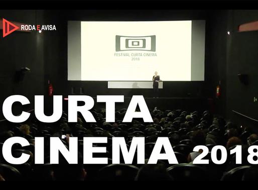 Curta Cinema 2018 acaba amanhã!