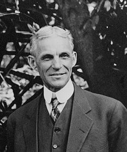 Henry Ford 1914