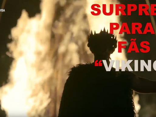 """Temporada 5B de """" Vikings """" chega surpreendendo ainda mais os fãs"""