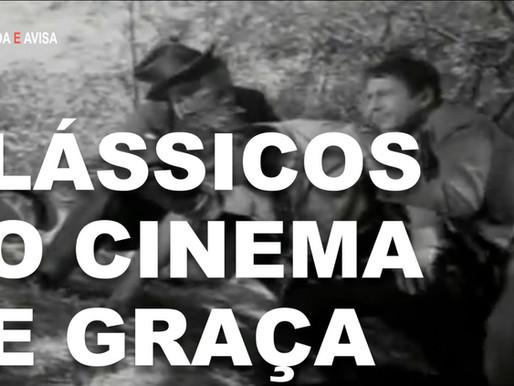 Cinema de graça!
