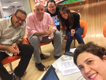 Amigos do Globo Esporte