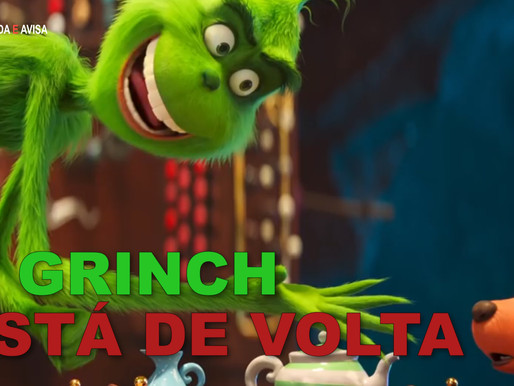 Universal Studios o trouxe de volta, mas desta vez com um toque brasileiro