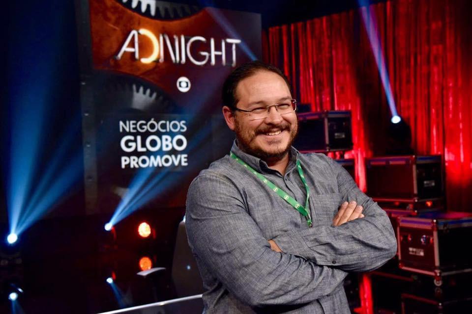 Emerson em Negócios Globo