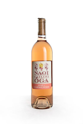 2017 Rosè of Carménère-Limited Supply! Only 6 cases left!