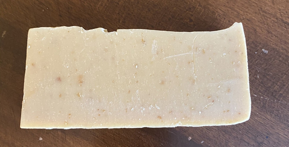 Almond Oatmeal Goatmilk