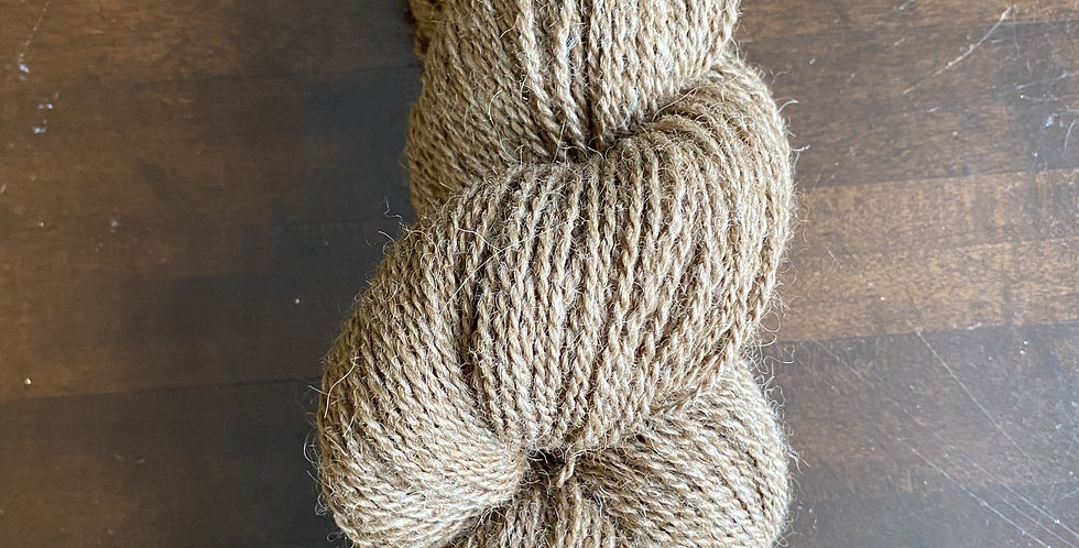 Walle + Vern Fingering Yarn 2ply