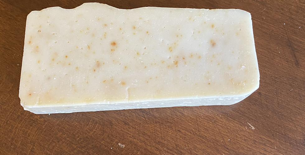 Lavender Oatmeal Goatmilk Soap