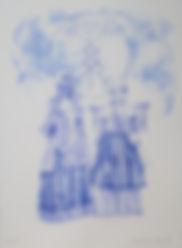 Exu Dos Ventos - Marie-Pierre Brunel - Galerie Paul Ripoche