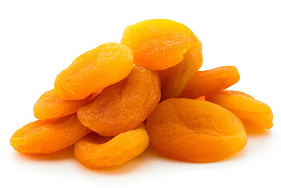 Apricots, whole pitted Turkish 100g
