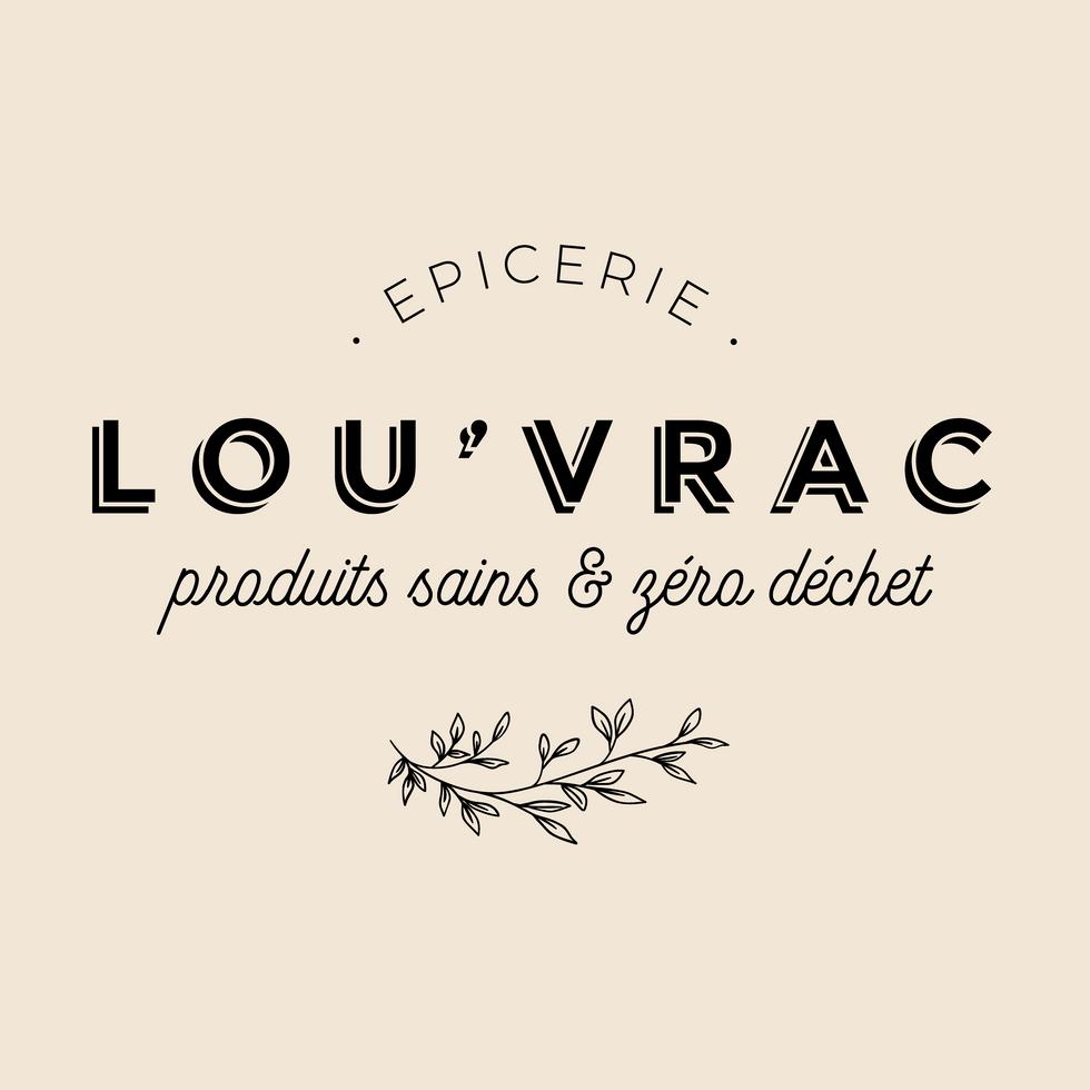LOGO | EPICERIE LOU'VRAC