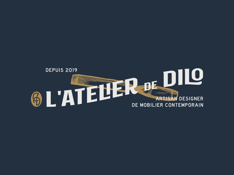 LOGO | L'ATELIER DE DILO