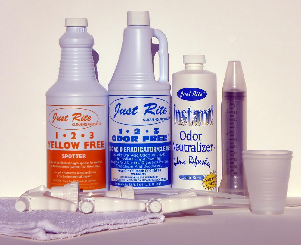 123 Odor Free Kit