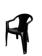 Cadeira Napoli Preta.png