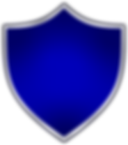 Full-Enclosed-Shield-Solid-Blue-with-Gre