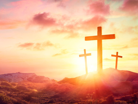 Good Friday—A Different Perspective