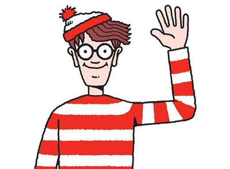 """Racism is Like a """"Where's Waldo"""" Picture"""