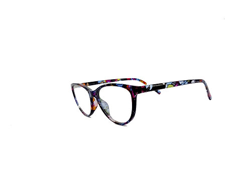 Optihuts Lightweight Cat-eye Frame For Women With Blue Light Bloker Lens