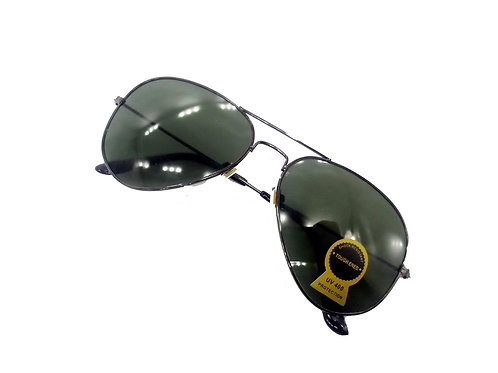 Optihuts Aviater Shape Sunglasses With Toughened Glasses