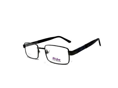 Optihuts LIghtweight Disha Eyeware Grey Frame For Unisex (Medium)