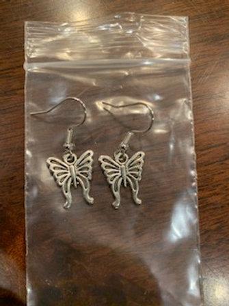 Butterfly Earring 3