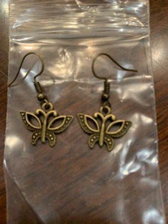 Butterfly Earring 7