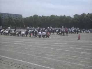 青陵中 体育祭