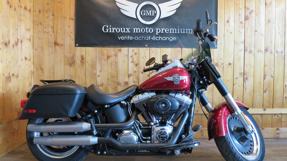 Harley Davidson Fat boy Lo ABS 2014