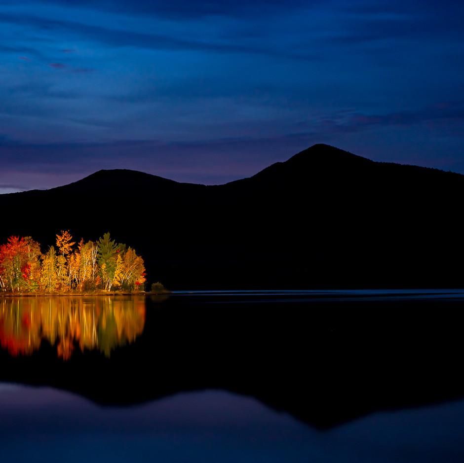 Autumn Island