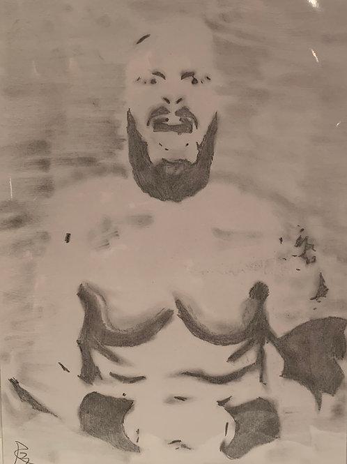 Tyson Dux drawing