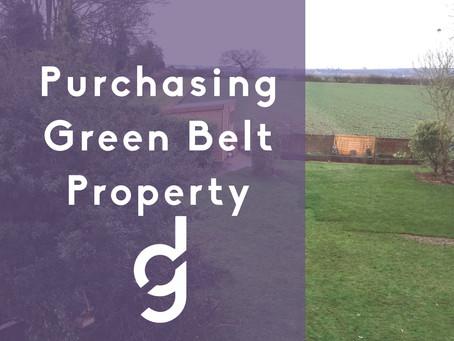 Purchasing Property in Green Belt