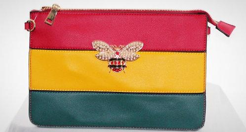 Colorful Bee Handbag