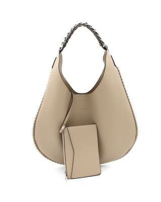 Bobo Chain link Handbag/w Wallet