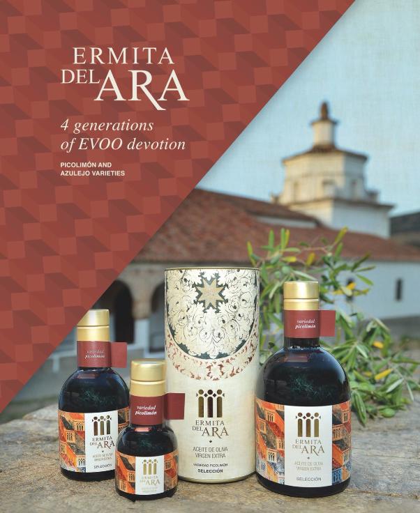 Publicación Ermita del Ara Aceite de oliva