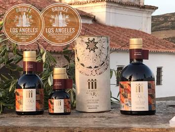 Nuestra variedad PicoLimón premiada en Los Angeles
