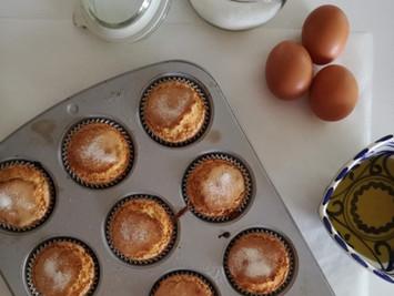Viernes de receta: Magdalenas de AOVE