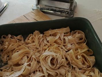 Viernes de receta: Pasta fresca con AOVE y anchoas