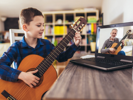 Why online private music lessons are becoming popular and how they can benefit you