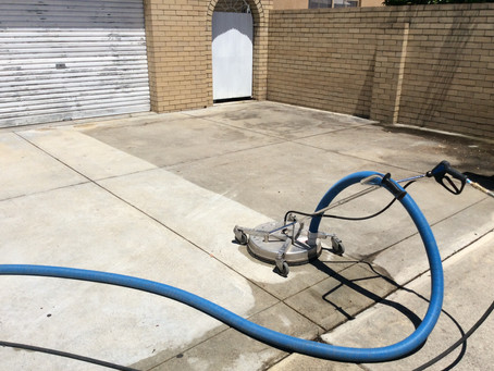 Advantages of Pressure Cleaning for Your Home