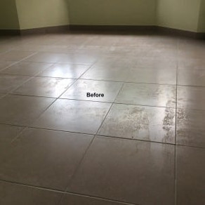 Ensure your tile and grout flooring is sealed with the correct sealer