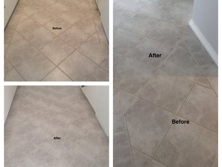 Grout Colour Sealing – A Lower Cost Option Compared To Re-Grouting Or Replacing Tiles