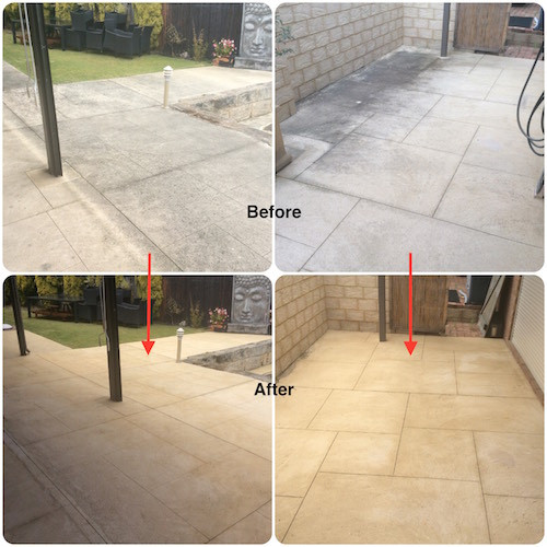 pressure cleaning liquid limestone