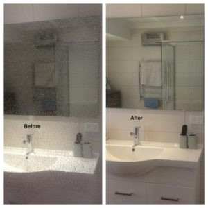 Shower glass cleaning Perth northern suburbs