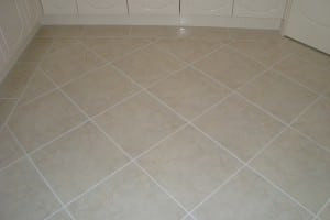 AFTER grout colour sealing