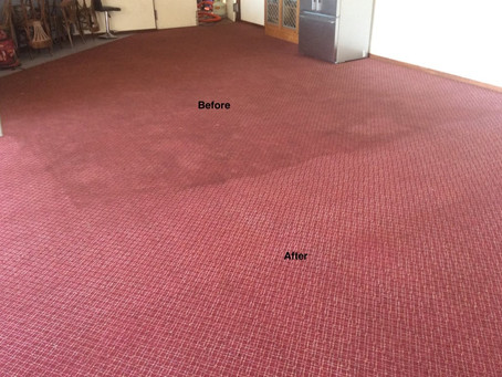 Commercial Carpet Cleaning Perth