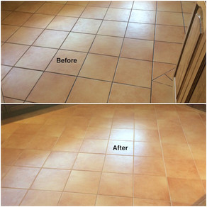 Cleaning Tiles In Duncraig.  Fed Up With It?
