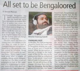 21st oct-2009-Bangalore Mirror.JPG
